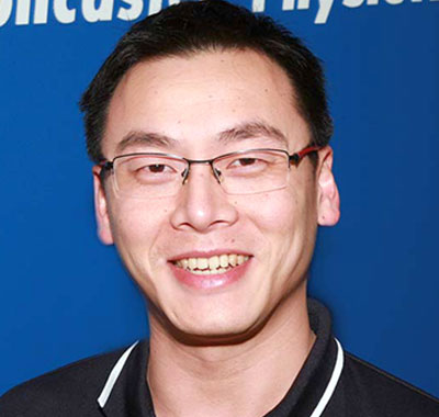 George Tsai Physiotherapist at Melbourne City Physiotherapy & Sports Injury Clinic