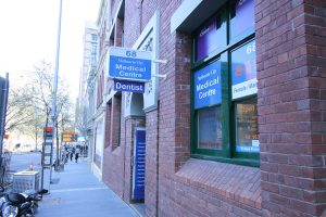 Outside View Melbourne City Physiotherapy & Sports Injury Clinic Melbourne Physiotherapist