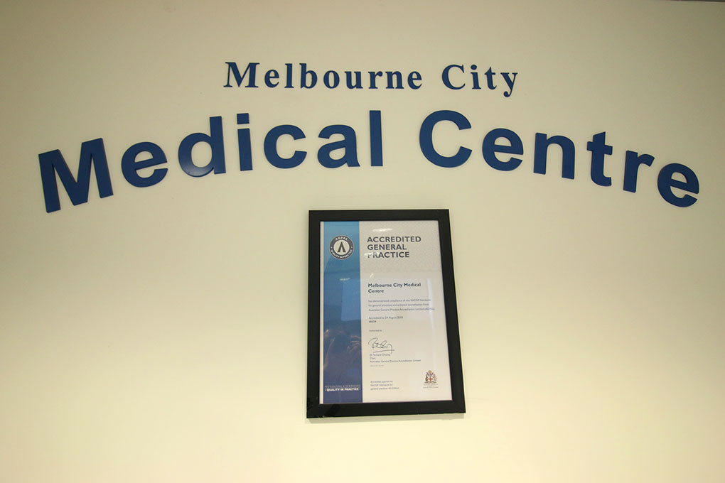 Melbourne City Physiotherapy & Sports Injury Clinic Medical Centre Accredited General Practice Melbourne Physiotherapist